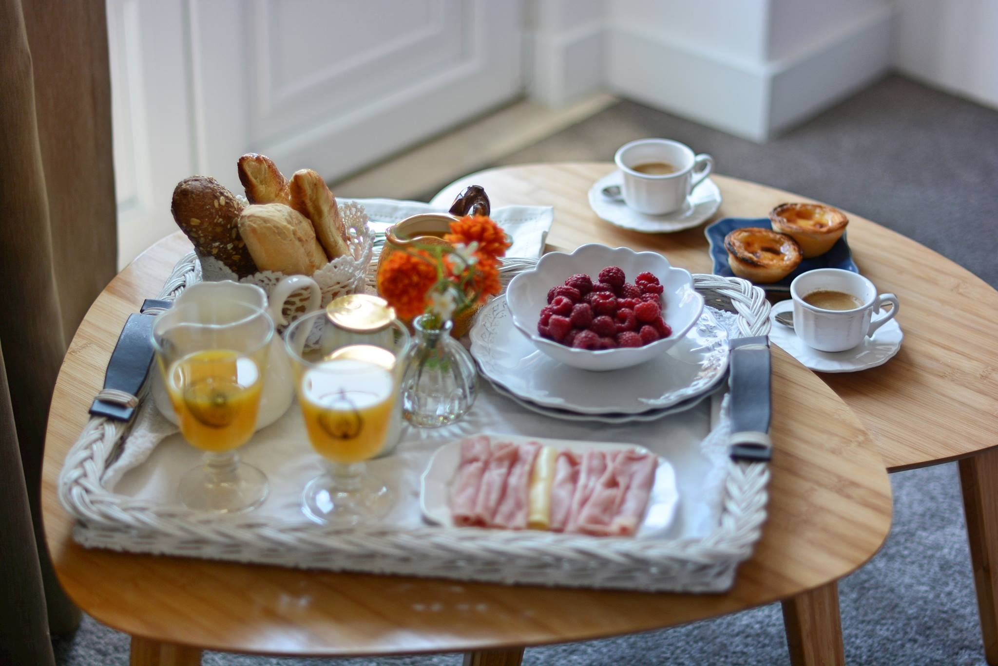 Augusta Boutique House is one of the best boutique hotels in Lisbon and offers in room breakfasts