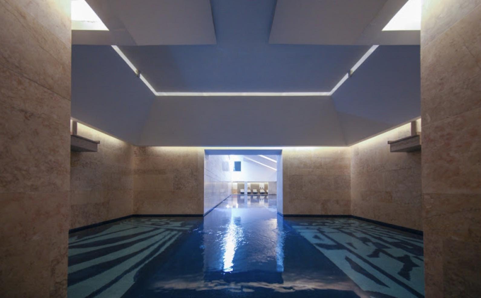 Palácio do Governador - Indoor Pool luxury spa hotels in Lisbon 2